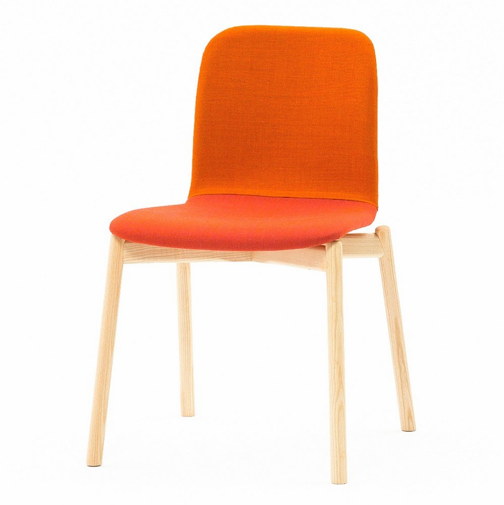 TWO TONE CHAIR WITHOUT ARMS