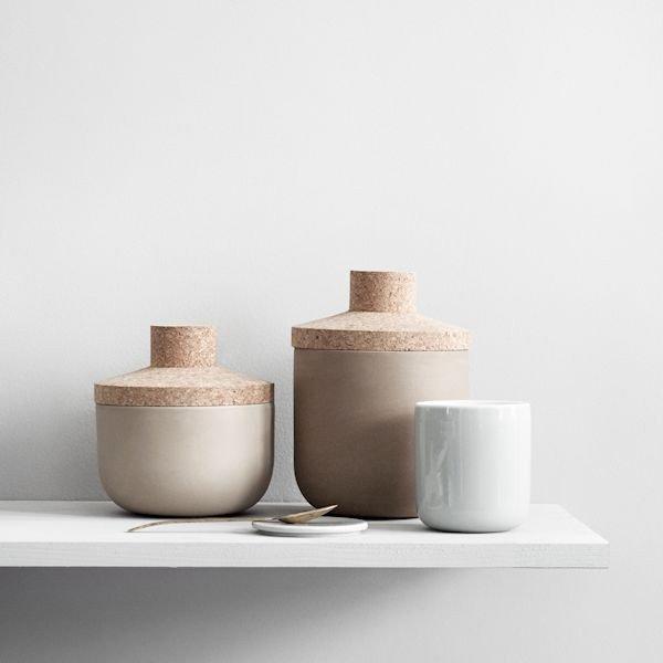 Storage Stone Jar Medium