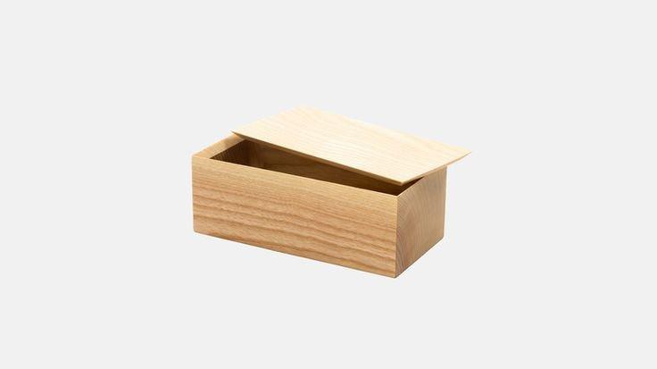 Gemma Box Large Ash
