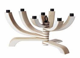 Nordic Light Candlestick Seven Arms