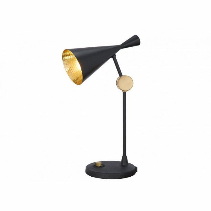 Beat Table Lamp Black