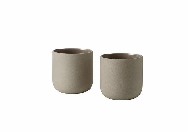 Push Mugs - Set of two