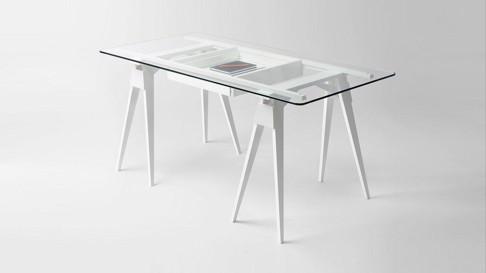 Arco Desk White