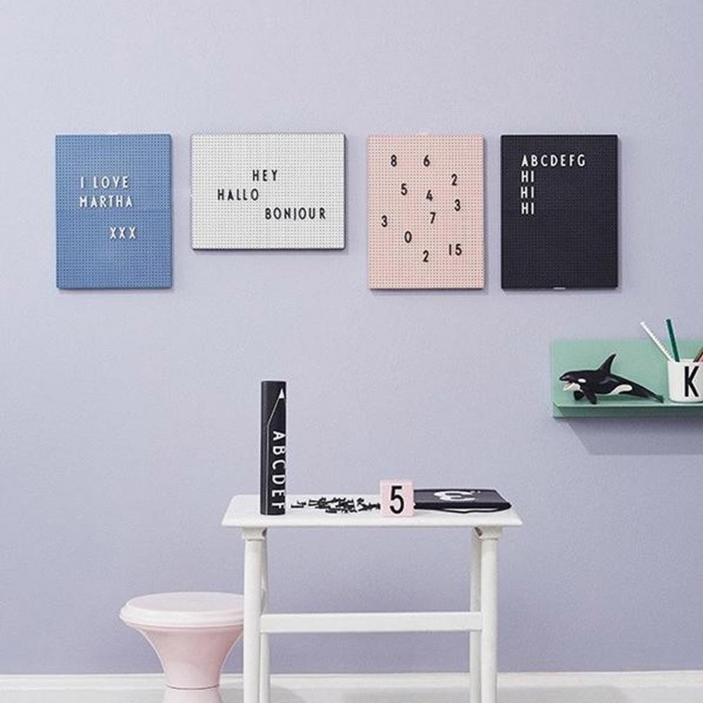A4 Message Board