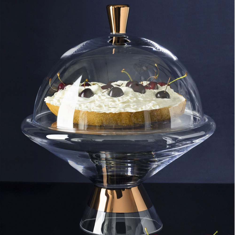 Tank Cake Stand Large