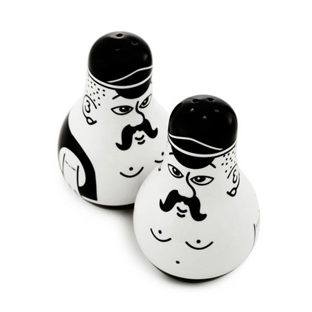 Friends Salt &Pepper.